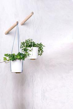 Makrame, Pflanzenhänger - zu finden auf Etsy.