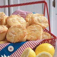Lemon Sparkle Cupcakes Recipe