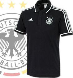 ドイツ代表2014 ポロシャツ (ブラック)