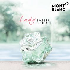 """The fragrance The pastel green juice of Montblanc Lady Emblem L'Eau was inspired by a summer garden, """"an allegory of a poetic walk in the summertime through a garden of citrus trees and fresh roses,"""" confides Sonia Constant, who created the fragrance.  This exquisite, meandering olfactory stroll begins with fruity accents: mandarin leaf, and the aquatic-sweet notes of white peach and exotic lychee. In the middle notes, a voluptuous bouquet of roses."""