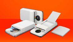 Компания Lenovo анонсировала выпуск нового мода для смартфона Moto Z. Он называется Polaroid Insta-Share Printer Moto Mod и создан в сотрудничестве с Polaroid.