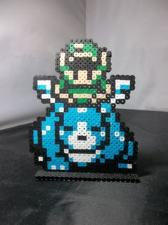 Oracle Link and Companions Perler set by JustDandE on Etsy