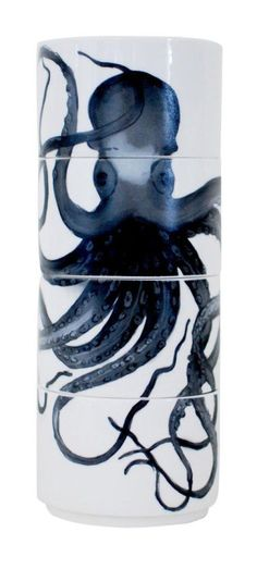 Octopus Stacking Mugs