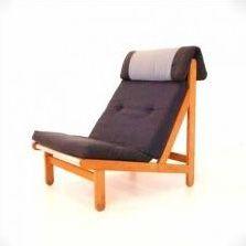 Located using retrostart.com > Kludestol Lounge Chair by Bernt Petersen for Schiang