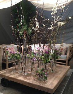Sempre composition florale Maison et objet via Nat et nature