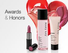 See the Mary Kay® products and beauty tools that have won awards and honors. www.marykay.com/cflynn71424