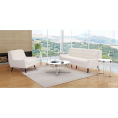 Mirrored Circular End Table Mirror, Clear, Zuo Velvet Furniture, White Furniture, Accent Furniture, Outdoor Furniture Sets, Mirrored End Table, Mirrored Coffee Tables, Table Mirror, Circular Coffee Table, Cozy Sofa
