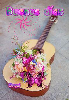 Amigos De Angela - Comunidad - Google+ Good Day, Good Night, Hello In Spanish, Spanish Greetings, Quotes En Espanol, Happy Day, Good Morning Quotes, Smiley, Beautiful Roses