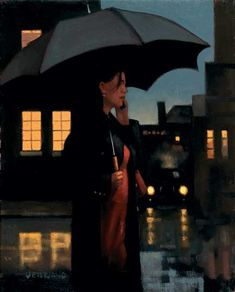 All Systems Go - jack vettriano