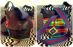 Color -Diseño étnico - Wayuu