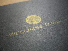 Wellness Travel by Denis Zakalinsky, via Behance