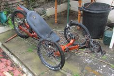 KMX Cobra Trike Push Bikes, Bicycle, Vehicles, Bike, Bicycle Kick, Bicycles, Car, Vehicle, Tools