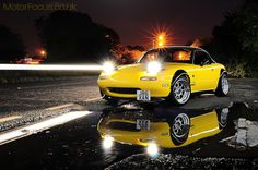 MX-5 Turbo by AndWhyNot, via Flickr