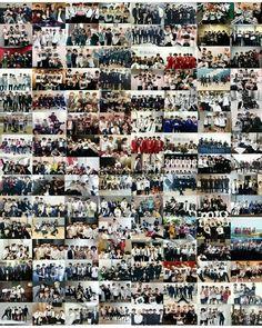 Bangtan Sonyeondan Evolution and Success and Everything Collage. Foto Bts, Bts Photo, Bts Taehyung, Bts Bangtan Boy, Bts Jimin, Frases Bts, Bts Group Photos, Les Bts, Jin