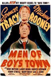 Men of Boys Town (1941). Honestly, I never even knew about this movie until I picked up a copy of Boys Town and it had this on the reverse side of the disc.