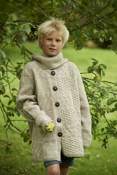 Ravelry: Sampler Jacket pattern by Meg Crowther