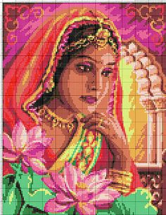 Principessa Indiana - Indian Princess