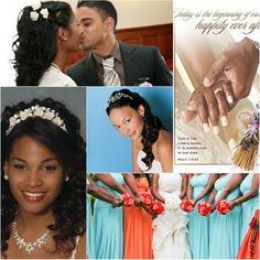 2013 Wedding Hairstyles for Black Women