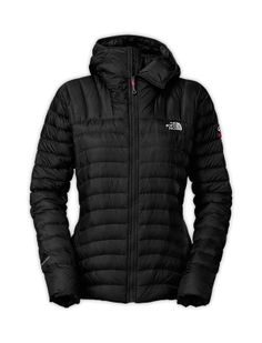 WOMEN'S CATALYST MICRO JACKET  in TNF BLACK