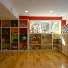 Basement Playroom - Finished Basement Ideas - 10 Total Makeovers - Bob Vila