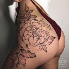 Upper Half Sleeve Tattoos, Upper Leg Tattoos, Tattoos For Women Half Sleeve, Sleeve Tattoos For Women, Sexy Tattoos, Girl Tattoos, Small Tattoos, Nautical Tattoo Sleeve, Big Tattoo