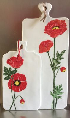 Poppy Cheese Boards by Marie Wetzel