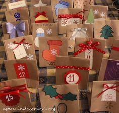 calendario avvento - advent calendar 2014