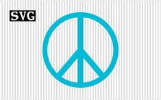 Easy cut peace sign. Great and cheap https://www.etsy.com/listing/554317105/peace-sign-svg-peace-clipart-png-bundle