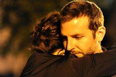 Jennifer Lawrence y Bradley Cooper en El lado bueno de las cosas (Silver Linings Playbook)