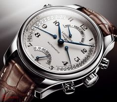 Longines Master Collection Retrograde Power Reserve to commemorate 175 years of existence