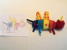 WELCOME TO MY OWN CUDDLY! Let us make a custom cuddly plush toy based on your child's drawing. It's a wonderful one-of-a-kind gift that honors your child's creativity, providing them with a comforting, cuddly friend straight from their own imagination.