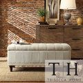 TRIBECCA HOME Tufted Storage Bench | Overstock.com Shopping - The Best Deals on Benches