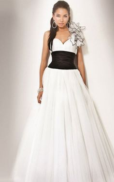 Miraculous A-line Sweetheart Floor-length Dress $250.99 New Arrivals
