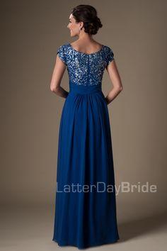 Modest Prom Dresses : Bethany