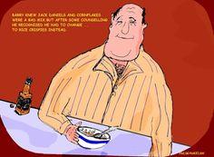 "I'll stick w/ my good ol Jack n cornflakes cuz I ""snap, crackle n pop"" enough on my own. Happy Monday All!"
