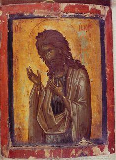 View album on Yandex. Byzantine Icons, Byzantine Art, Russian Icons, Picture Icon, Best Icons, Saint Jean, John The Baptist, Orthodox Icons, Italia