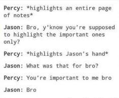 Percy Jackson Head Canon, Percy Jackson Quotes, Percy Jackson Fan Art, Percy Jackson Books, Percy Jackson Fandom, Solangelo, Percabeth, Book Memes, Book Quotes