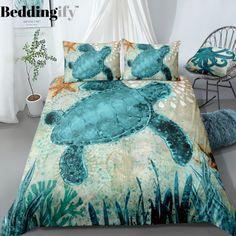 SUPER KING SIZE Parure de lit Remi Bleu Patchwork Bleu Marine Floral Damassé Abstract