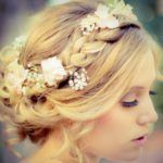 105 Best Peinados De Novias Images On Pinterest   Hairstyles, Blog  Para  con Peinados De Novia Mas Hermosos