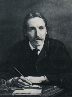 'I kept always two books in my pocket, one to read, one to write in' —Robert Louis Stevenson, Dr. Jekyll & Mr. Hyde