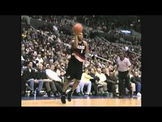#TBT Rasheed Wallace Monster Alley-Oop Vs. Clippers - Circa 2001