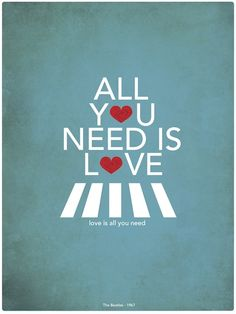 Matt Gray - All You Need Is Love