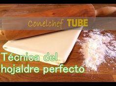 Pasta Hojaldre ¿COMO PREPARARLA? Receta Completa ✿◕‿◕✿ - YouTube