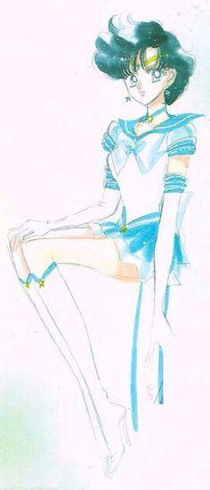 Sailor Moon  Ami Mizuno #sailormercury