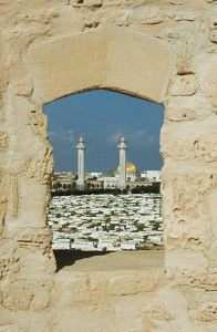 Monastir, Tunisia: http://www.tunisia-travel-planner.com/places/monastir-and-kanes/