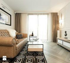 APARTAMENT STYLOWY BIG - sesja dla BoConcept - Salon, styl klasyczny - zdjęcie od MANGO Studio Architektury Wnętrz i Ogrodów