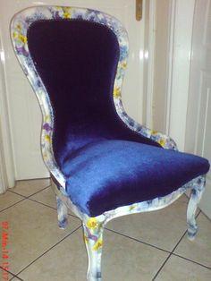 furniture decopatch