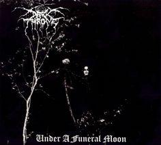 DARKTHRONE - Under A Funeral Moon (full album) HD