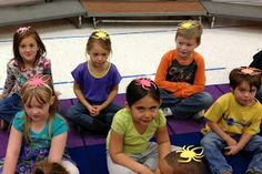 Mrs. King's Music Room: There's a Spider on the Floor