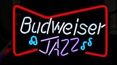 Budweiser Jazz Music Classic Neon Light Sign 16 x 11